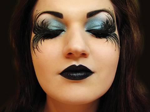 deuxluxeevents Premier Event Coordinating and Decorating - Dark Halloween Makeup
